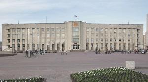 Фрунзенский район в Санкт-Петербурге