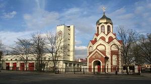 Калининский район в Санкт-Петербурге
