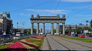 Московский район в Санкт-Петербурге
