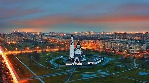 Невский район в Санкт-Петербурге