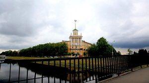 Колпинский р-н в Санкт-Петербурге