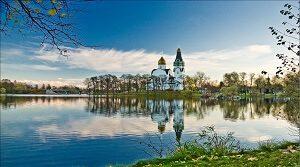 Курортный р-н в Санкт-Петербурге