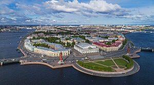 Василеостровский р-н в Санкт-Петербурге
